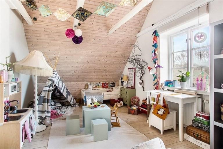 Peuterkamer tips studio appartementje
