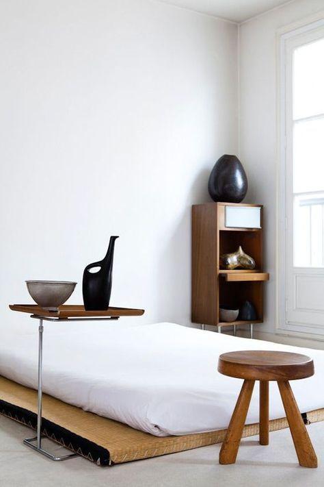 Slaapkamer ideeën japans slapen