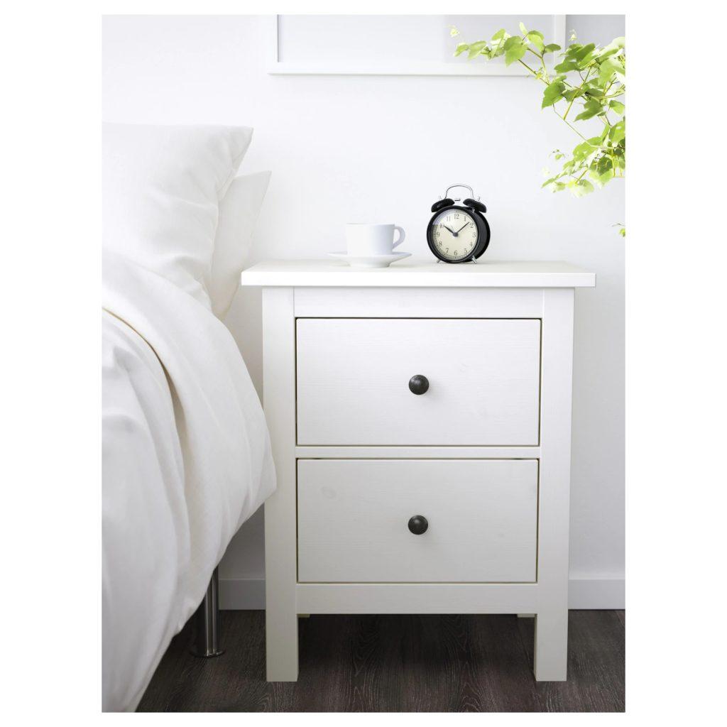 15 x Ikea nachtkastjes - Hemnes