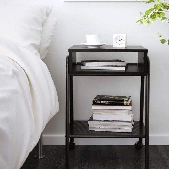 15 x Ikea nachtkastjes - Setskog