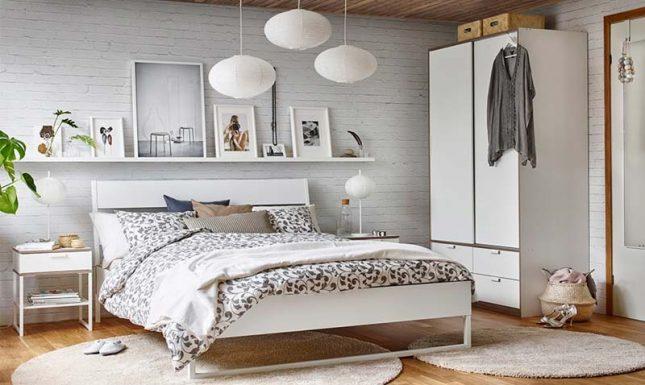 15 x Ikea nachtkastjes - Trysil