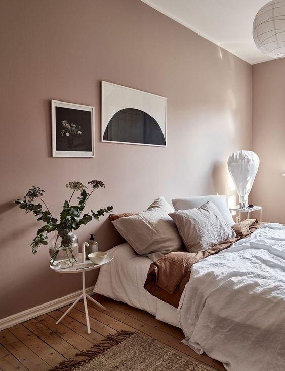 Slaapkamer ideeën schilderen