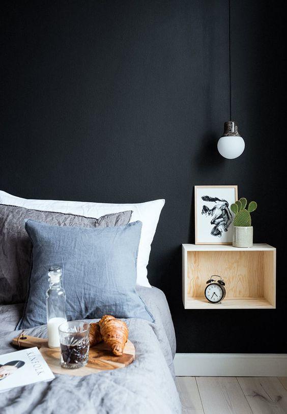 Slaapkamer ideeën nachtkastjes