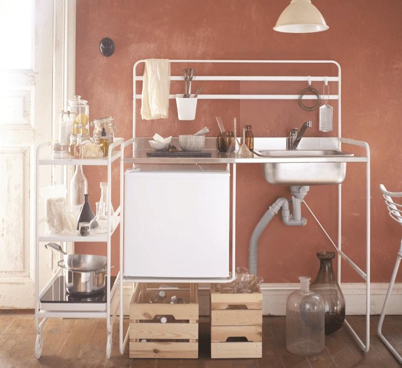 30 x Ikea keuken - Keuken nodig tijdens verbouwing