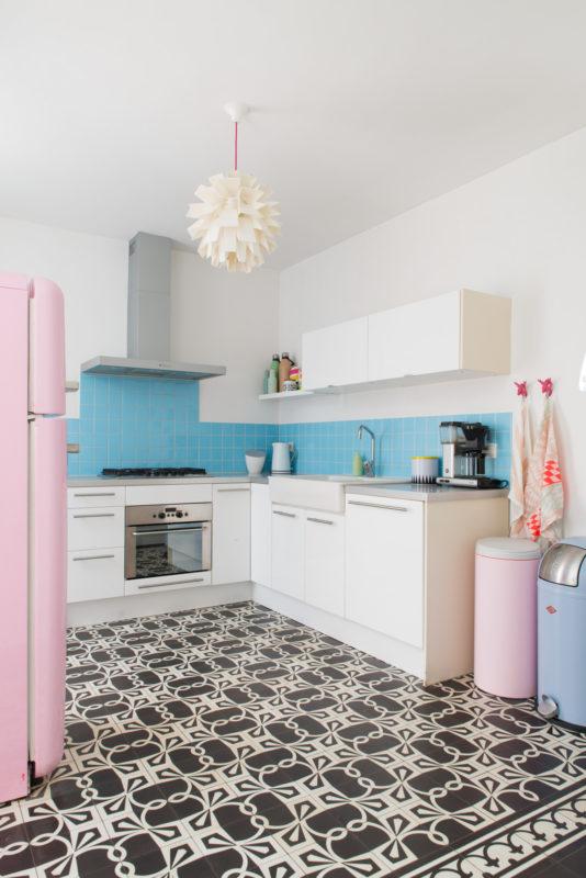 30 x Ikea keuken - Witte hoogglans keuken
