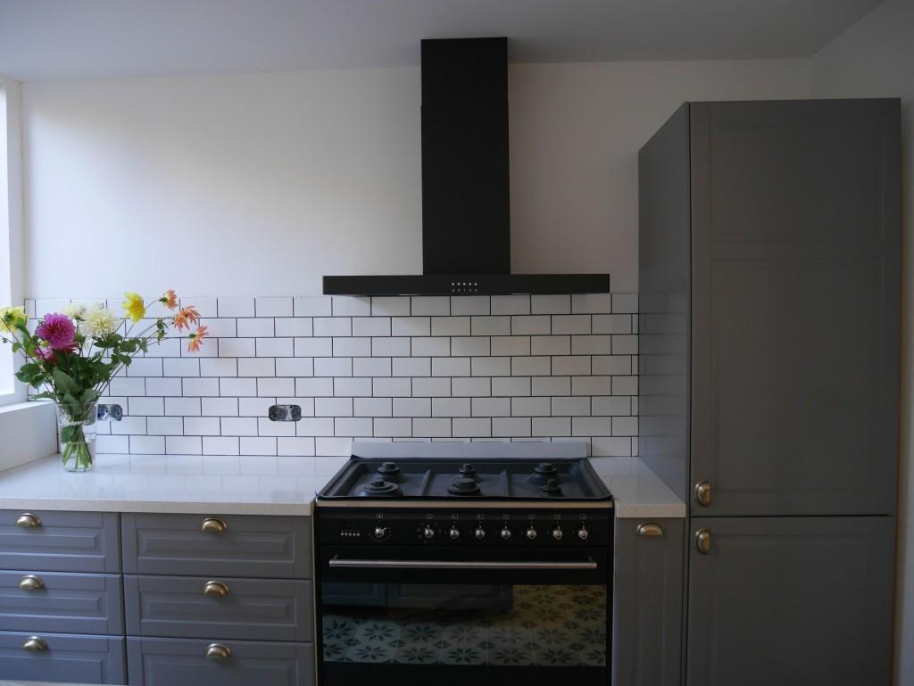 30x Ikea keuken - Bodbyn keuken