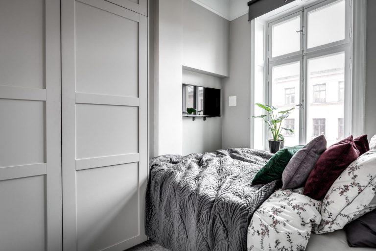 Slaapkamer ideeën televisie
