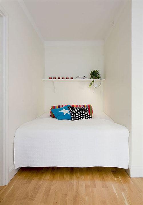 Slaapkamer ideeën kleine slaapkamer
