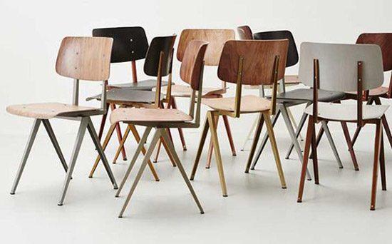 3x toffe stoelen