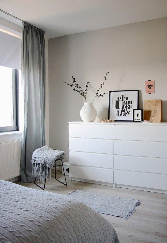 5x ikea ladekast in de slaapkamer | wooninspiratie, Deco ideeën