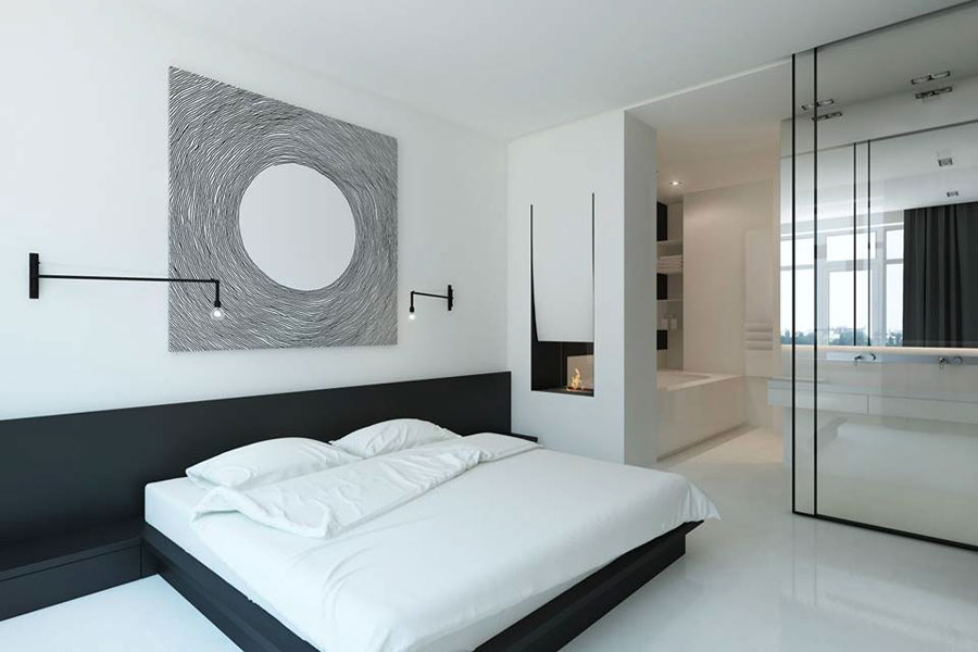 Slaapkamer ideeën vloer