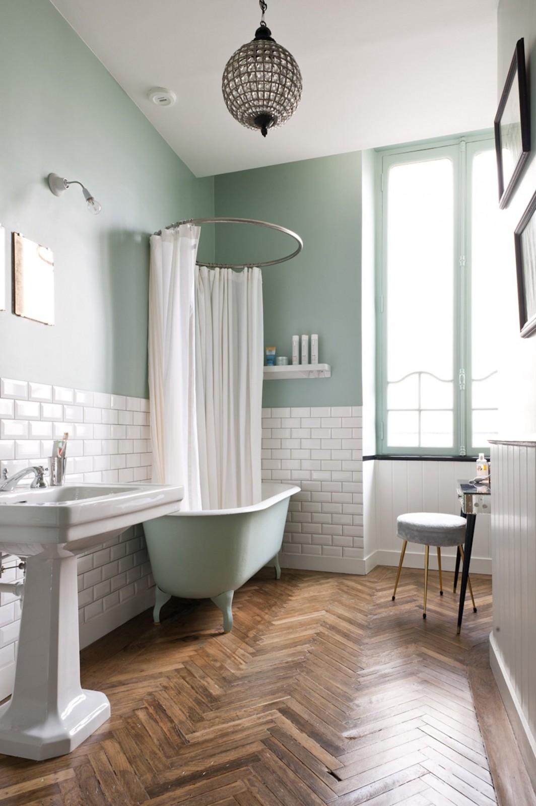 7x Ontspannende badkamers voor de winter!