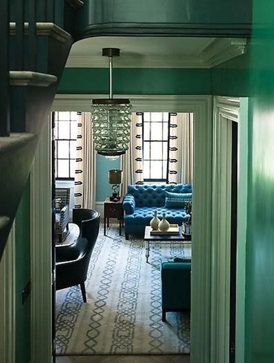 Art Deco Inrichting Wooninspiratie