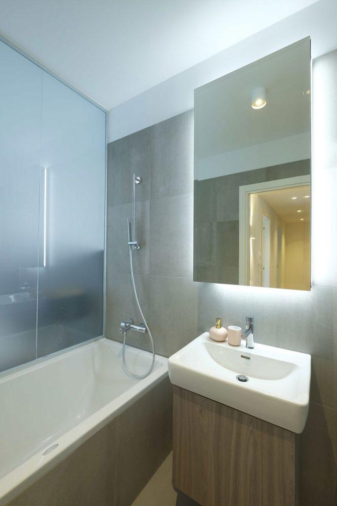 Badkamer ideeën bad inbouw