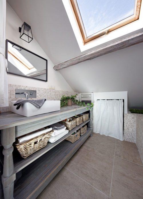 Badkamer ideeën natuurlijk licht