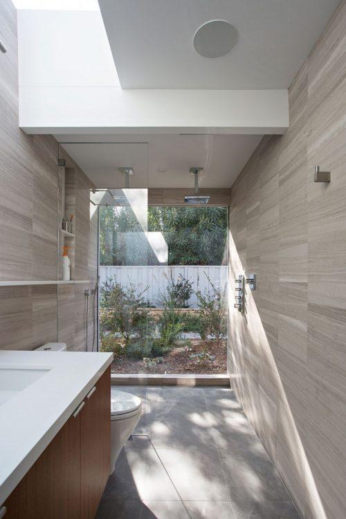 Badkamers met voorbeelden dubbele douche