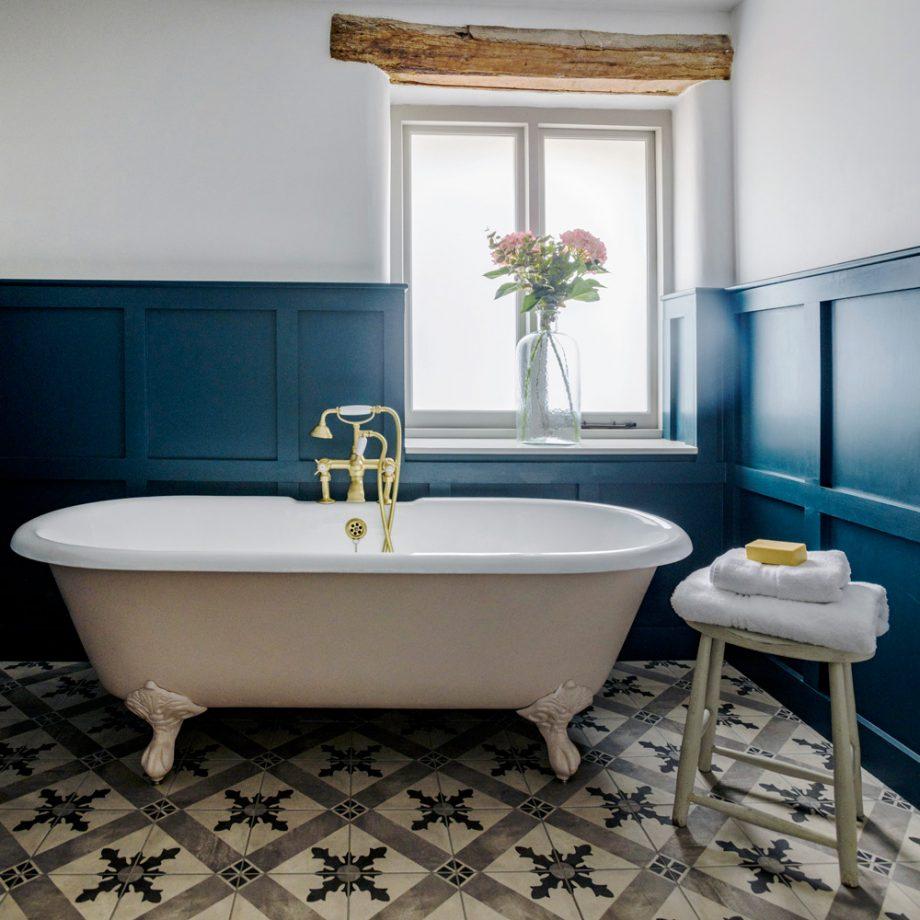 Badkamers met voorbeelden het begin