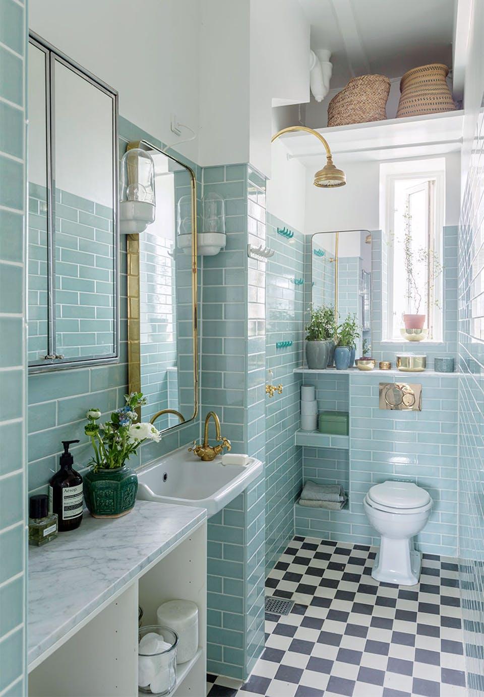 Badkamers met voorbeelden klassieke badkamer