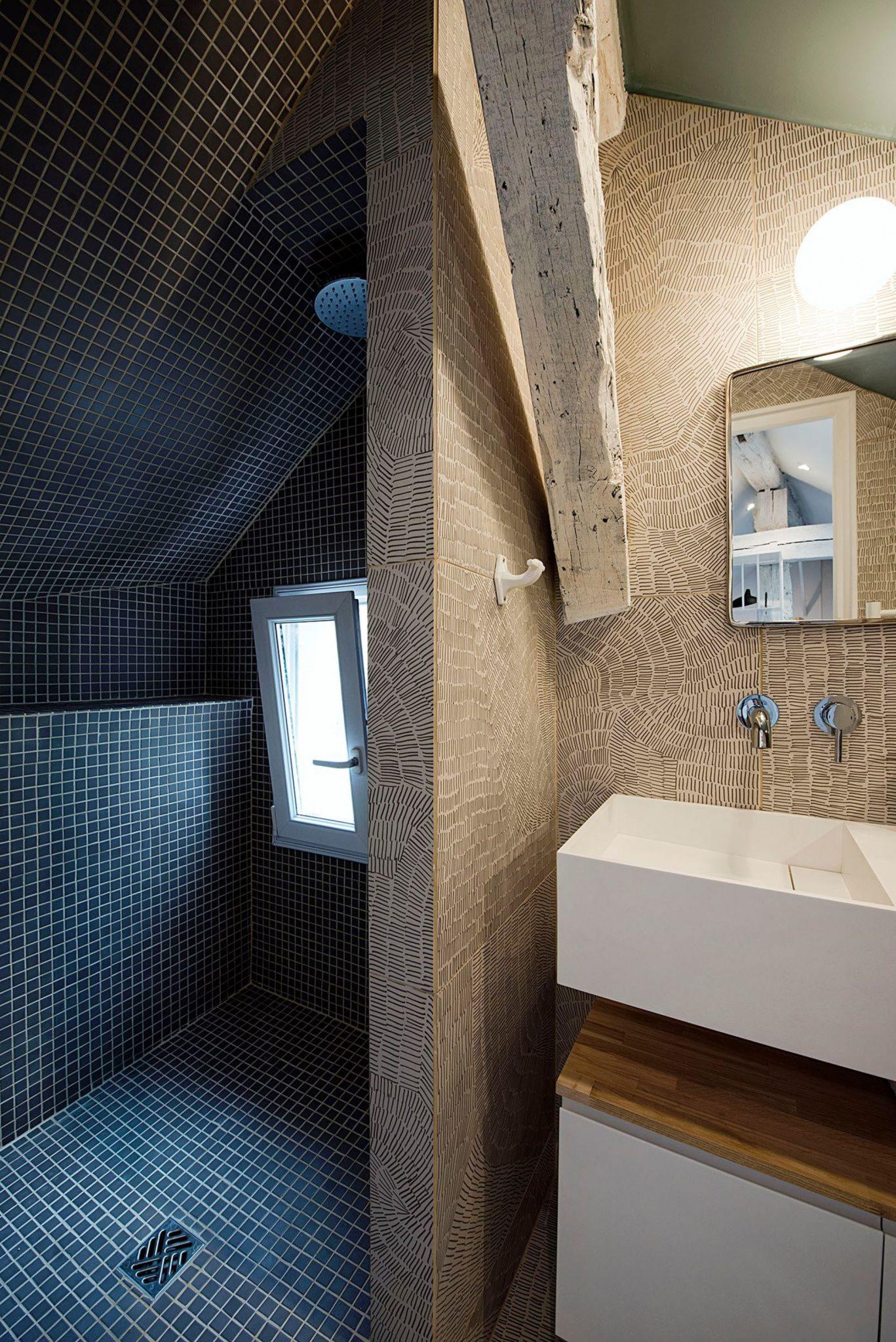 Badkamers met voorbeelden kleur