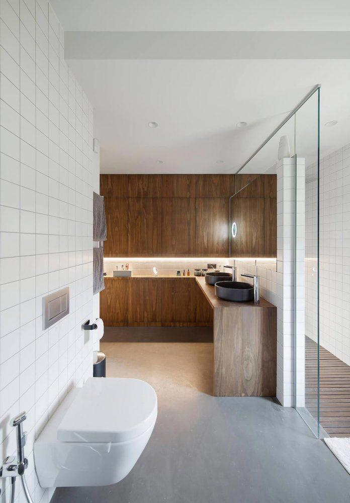 Badkamers met voorbeelden l vormige badkamer
