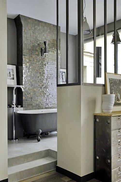 Badkamers met voorbeelden open badkamer