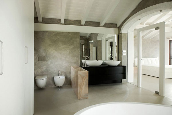 Badkamers met voorbeelden spa gevoel
