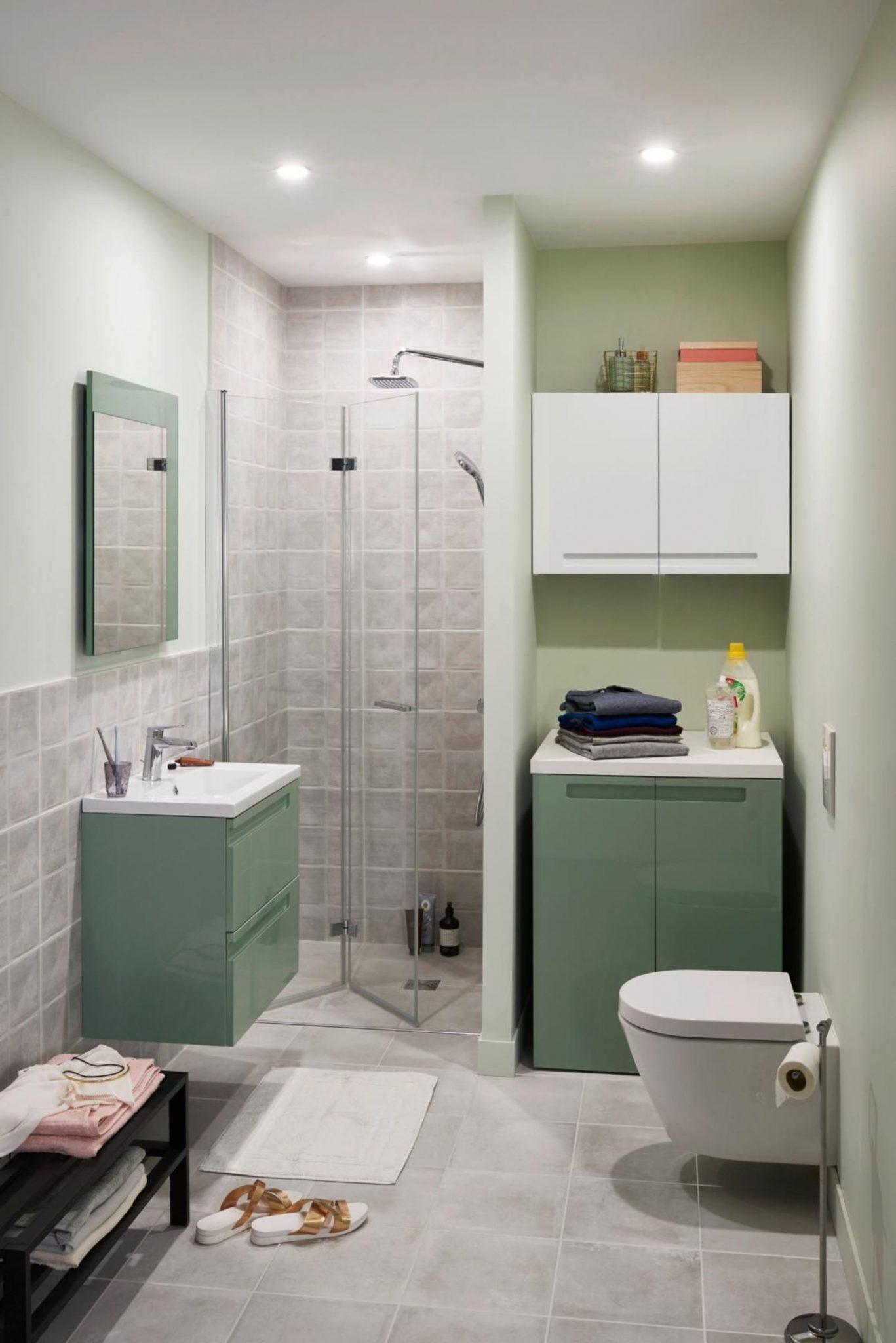 Badkamers met voorbeelden tegels