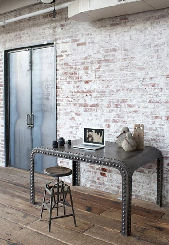 Bakstenen muur wooninspiratie for Huis laten stylen