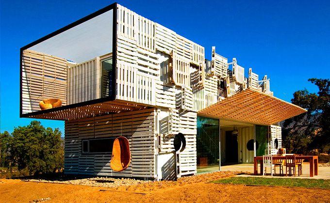 Containerwoningen Manifesto House