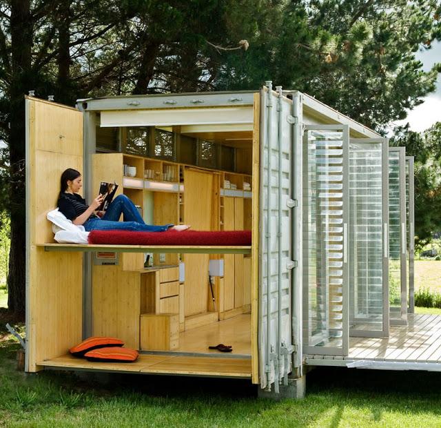 Containerwoningen Mobiele Containerwoning