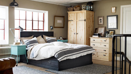 creer je eigen slaapkamer met ikea