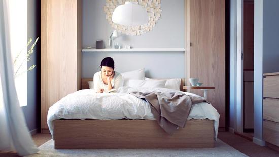 inrichten slaapkamer ikea  consenza for ., Meubels Ideeën