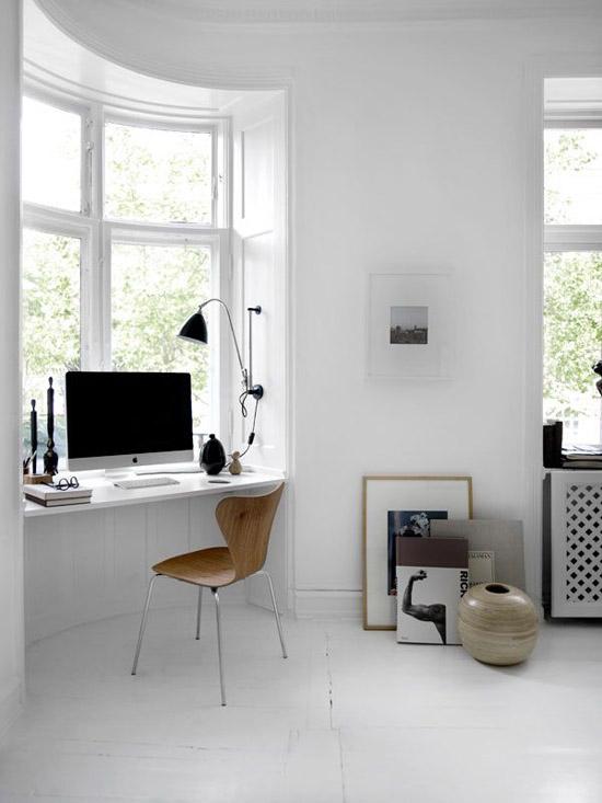 Een eigen werkplek in huis