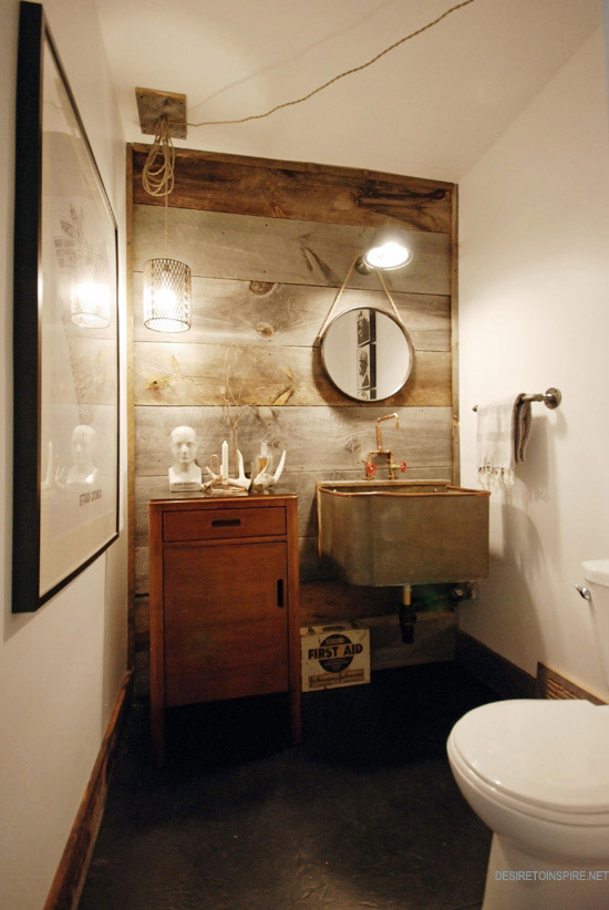 Een eigenzinnige toilet