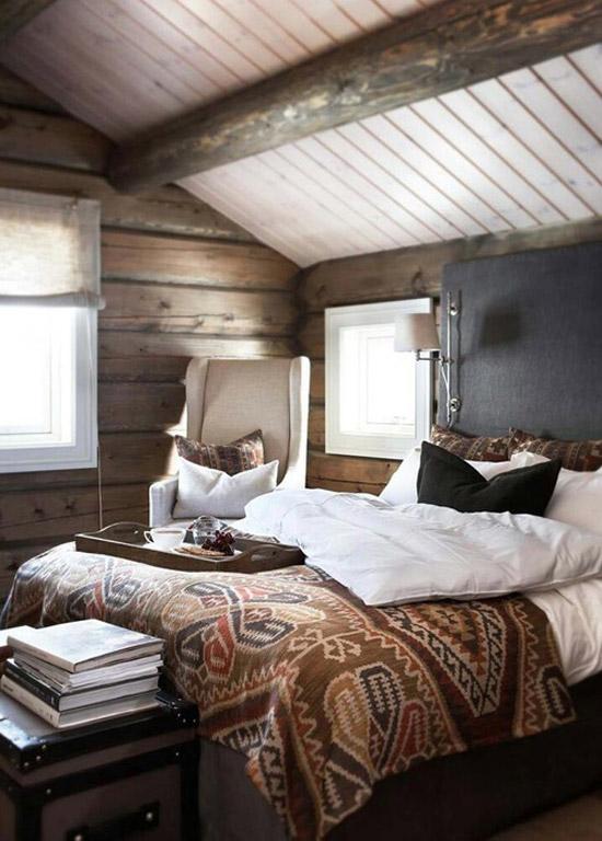 Een romantische slaapkamer wooninspiratie - Romantische slaapkamer ...