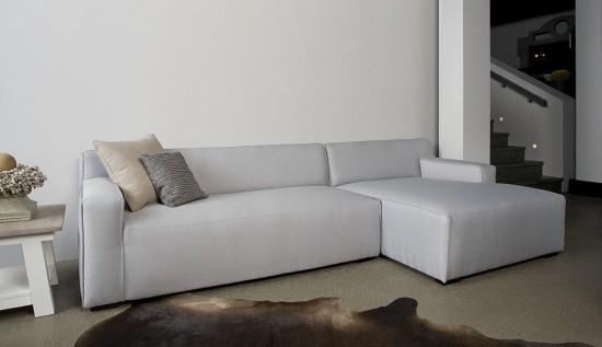 Floris van Gelder Bjorn sofa met longchair
