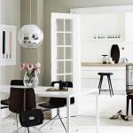 Gezellig licht Deens appartement