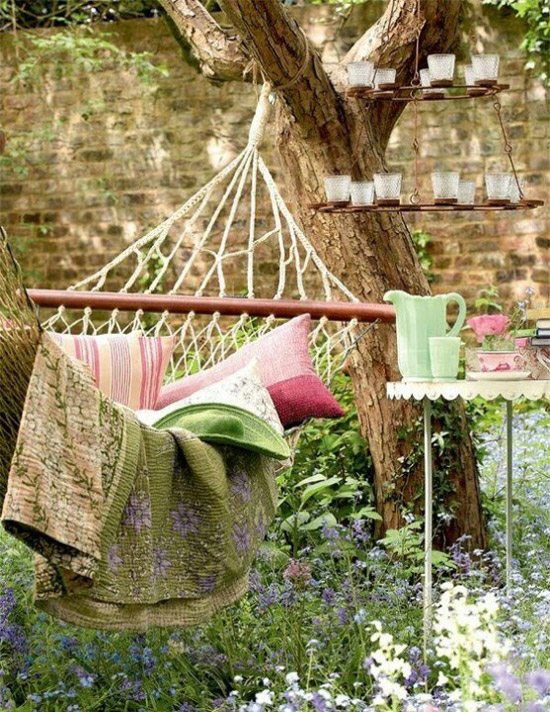 Hangmatten voor buiten