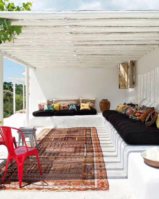 Ibiza in de tuin wooninspiratie - Zoals mediterrane ...