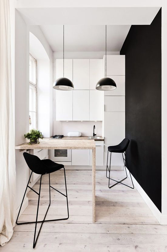 Keuken ideeën compacte keuken