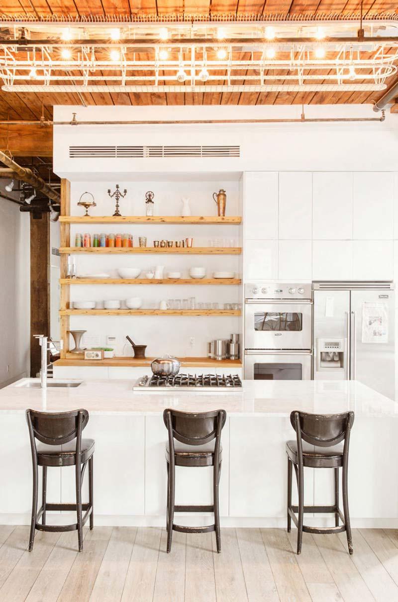 Keuken ideeën keukeneiland bartafel