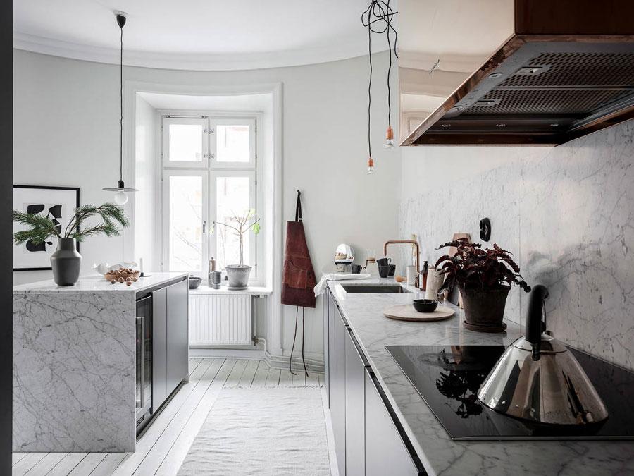 Keuken ideeën klein keukeneiland