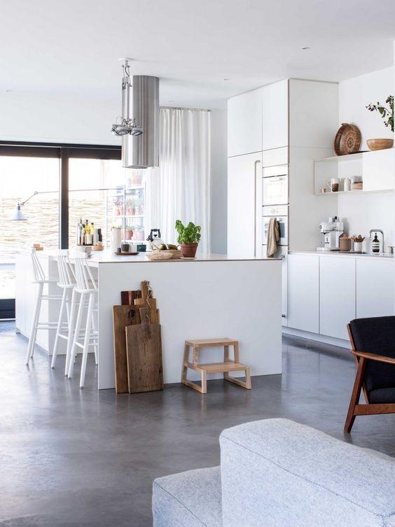 Keuken ideeën open keuken
