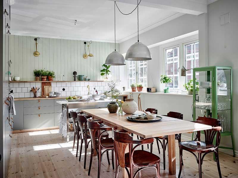 Keuken ideeën scandinavische keuken
