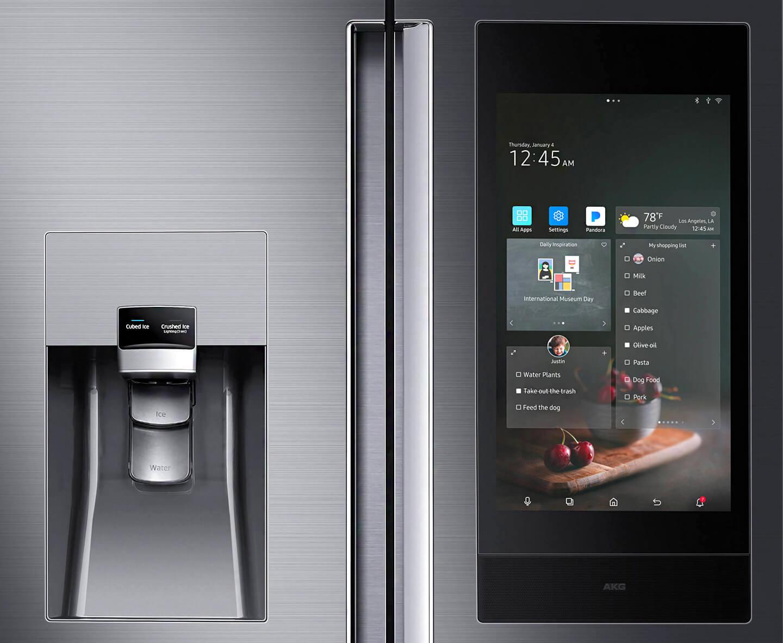 Keuken ideeën touchscreen