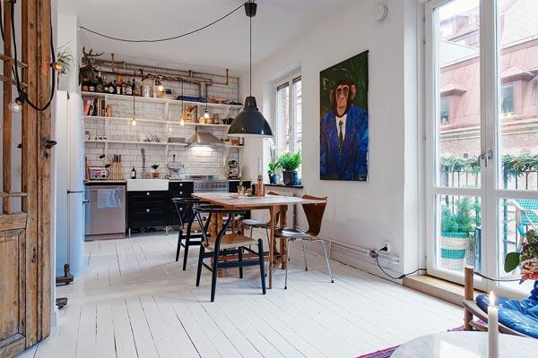 Keuken ideeën vintage keuken
