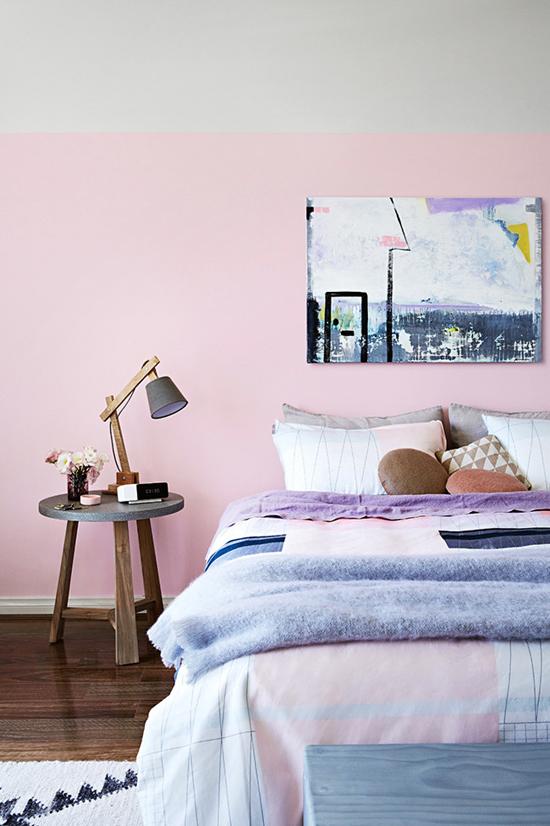 kleurrijke slaapkamer   wooninspiratie, Deco ideeën