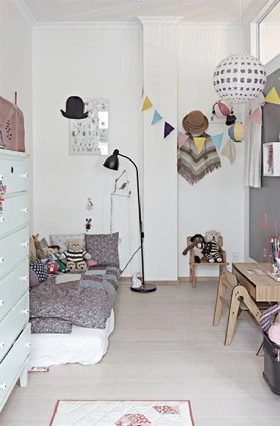 Leuke kinderkamer idee n wooninspiratie - Kinderkamer grijs en roze ...