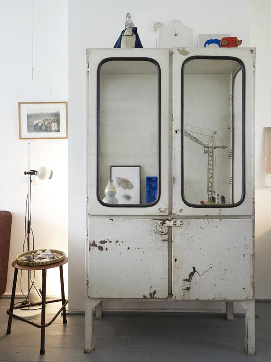 Mooie woonkamer kast : Een mooie werkplek in de woonkamer ...