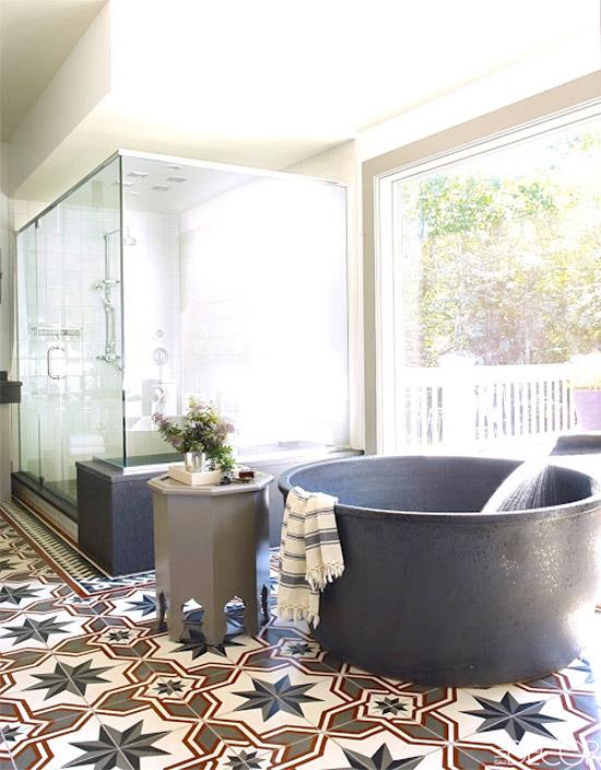 Mooie Marokkaanse badkamers | Wooninspiratie